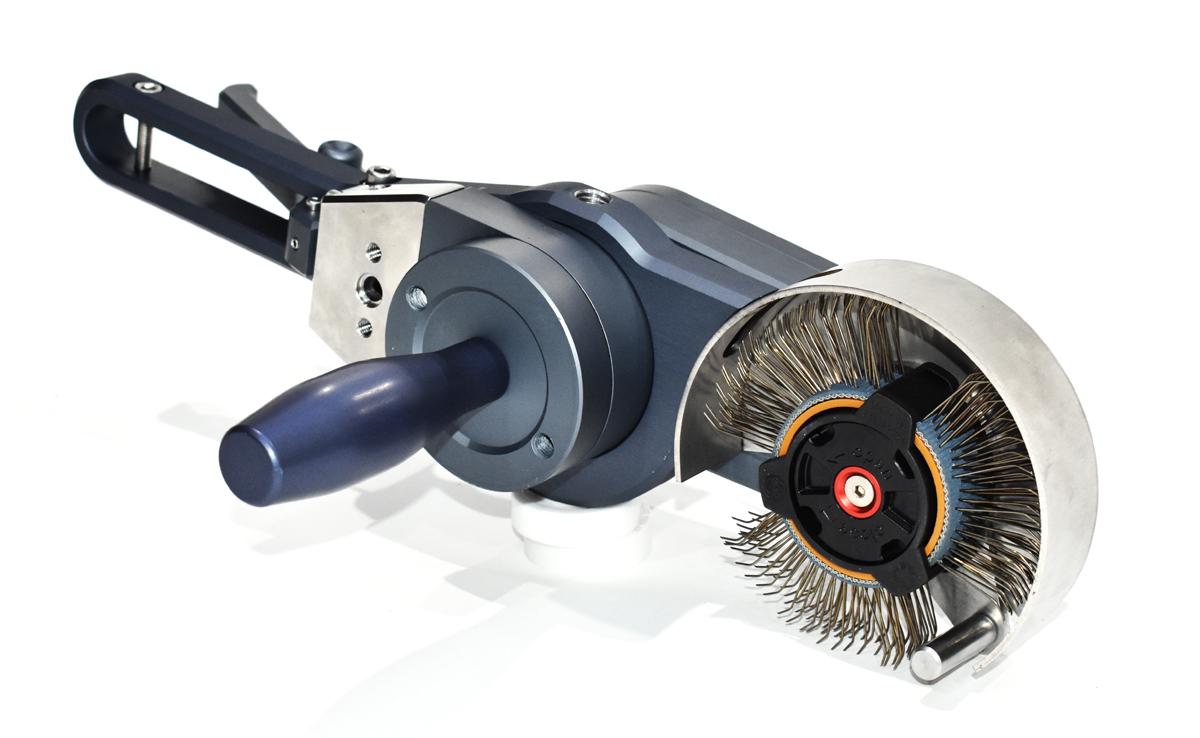MONTI Cleantech Subsea Bristle Blaster